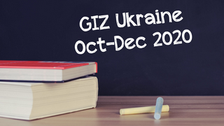 GIZ Ukraine | Oct-Dec 2020